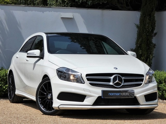 used Mercedes A220 CDI BLUEEFFICIENCY AMG SPORT