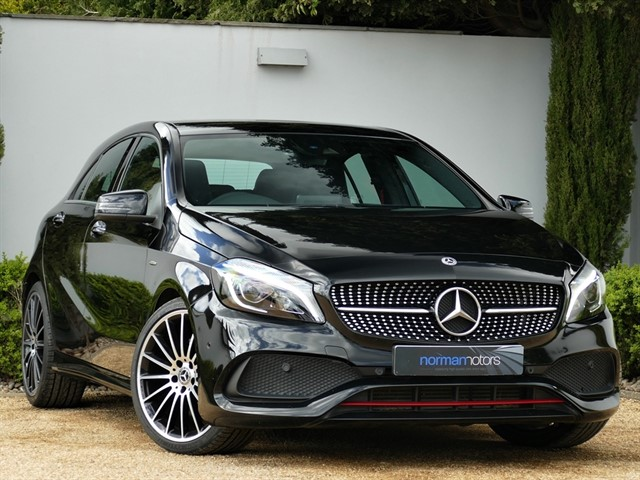 used Mercedes A250 AMG 7G-DCT PREMIUM