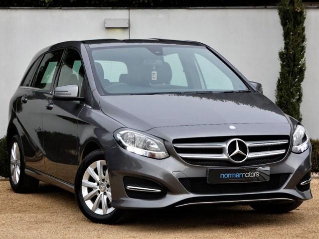 used Mercedes B180 CDI SE