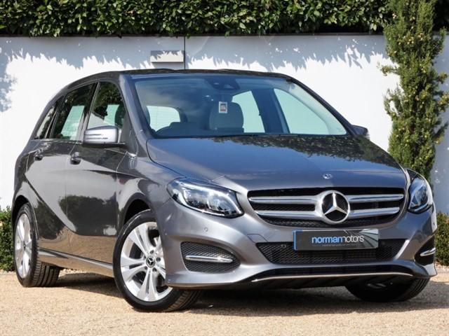 used Mercedes B200 D SPORT PREMIUM