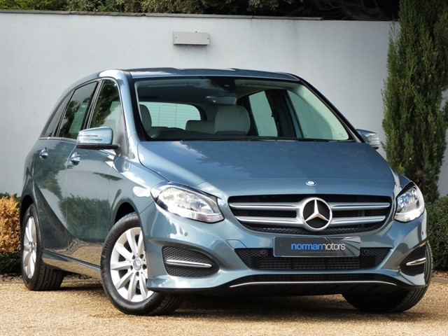 used Mercedes B180 SE EXECUTIVE