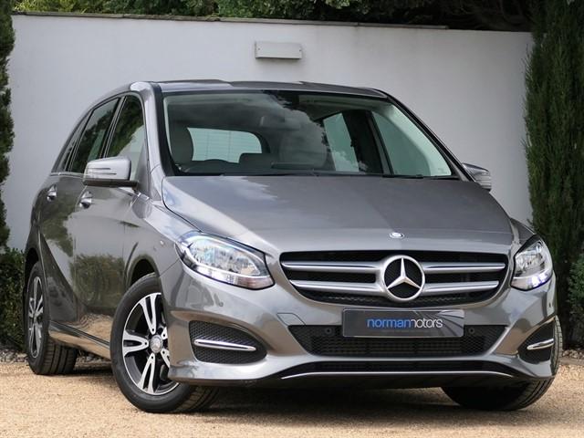 used Mercedes B180 SE EXECUTIVE