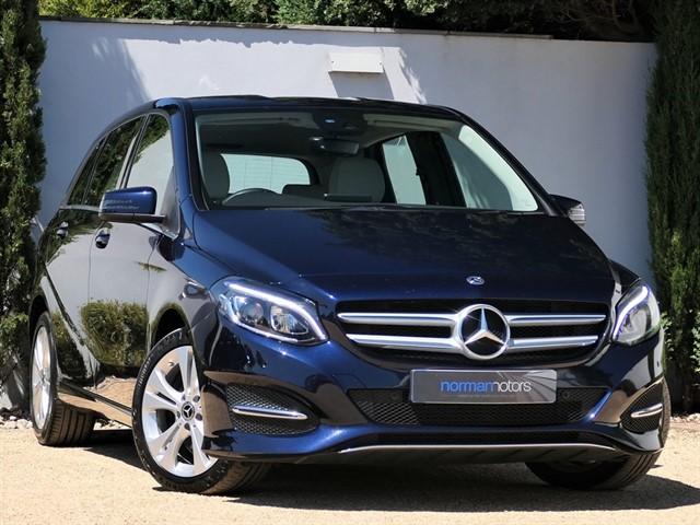 used Mercedes B200 CDI SPORT PREMIUM