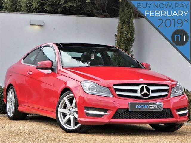 used Mercedes C220 CDI AMG SPORT EDITION PREMIUM PLUS