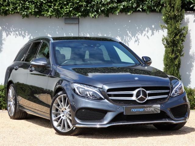 used Mercedes C250 BLUETEC AMG LINE PREMIUM PLUS