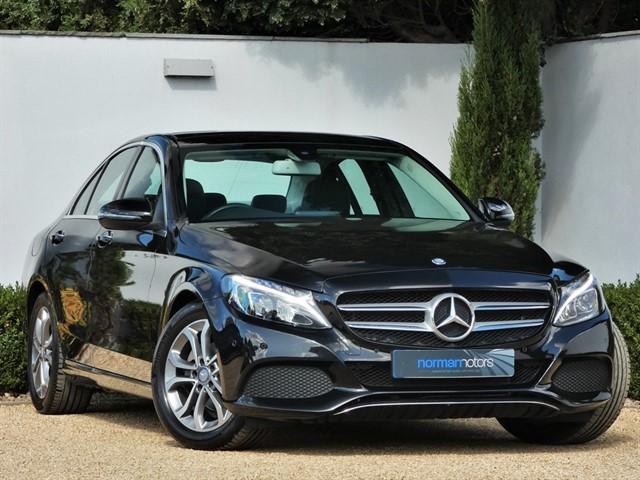 used Mercedes C200 D SPORT PREMIUM