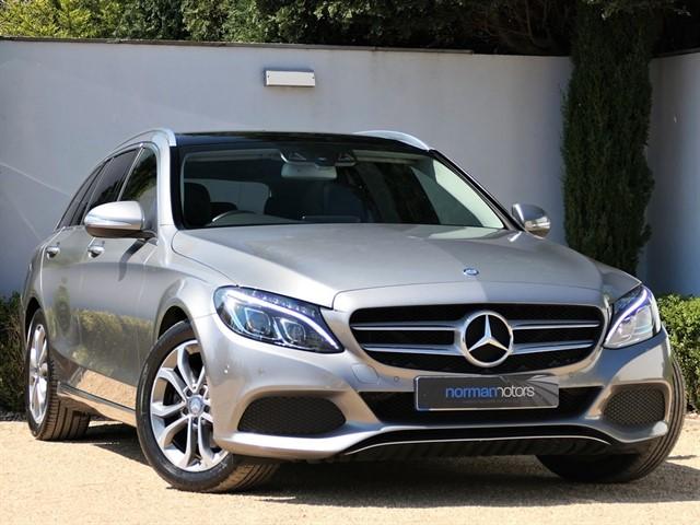 used Mercedes C220 BLUETEC SPORT PREMIUM PLUS