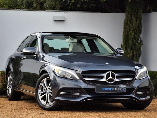 used Mercedes C220 BLUETEC SPORT PREMIUM