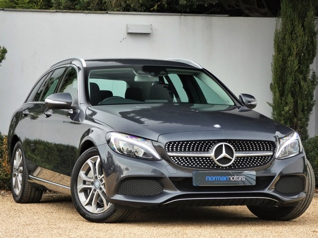 used Mercedes C250 BLUETEC SPORT