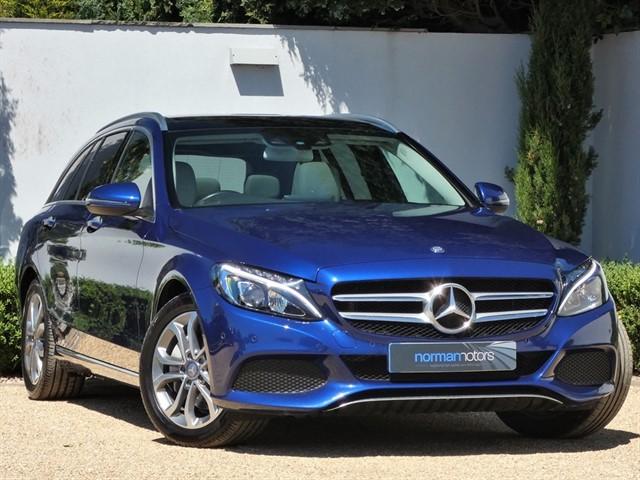 used Mercedes C250 D SPORT PREMIUM PLUS