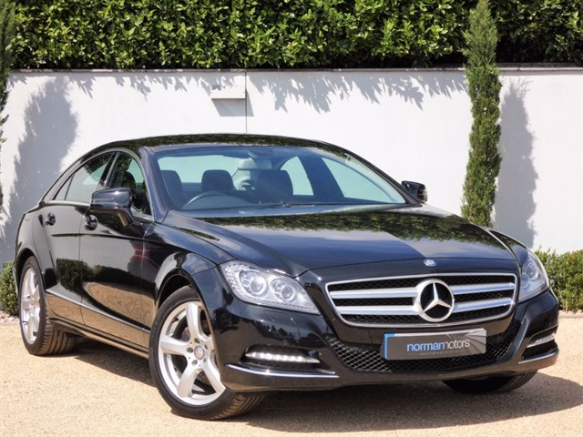 used Mercedes CLS CLS250 CDI BLUEEFFICIENCY