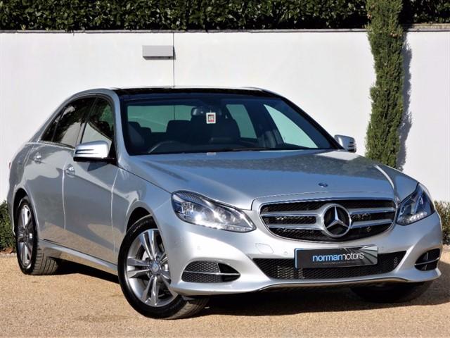 used Mercedes E220 BLUETEC SE PREMIUM
