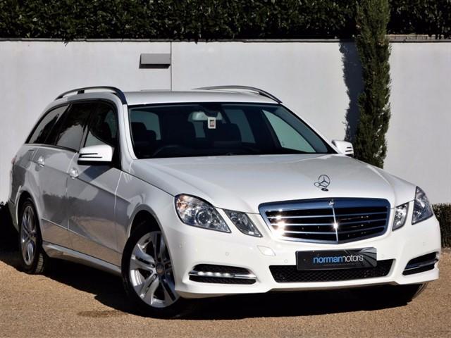 used Mercedes E300 BLUETEC HYBRID