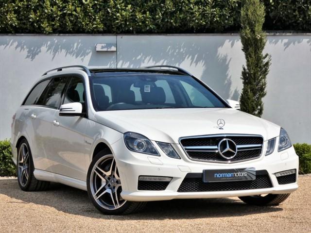 used Mercedes E63 AMG