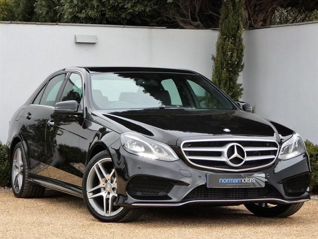 used Mercedes E250 CDI AMG SPORT