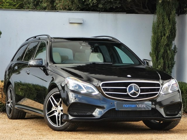 used Mercedes E350 BLUETEC AMG NIGHT EDITION PREMIUM PLUS