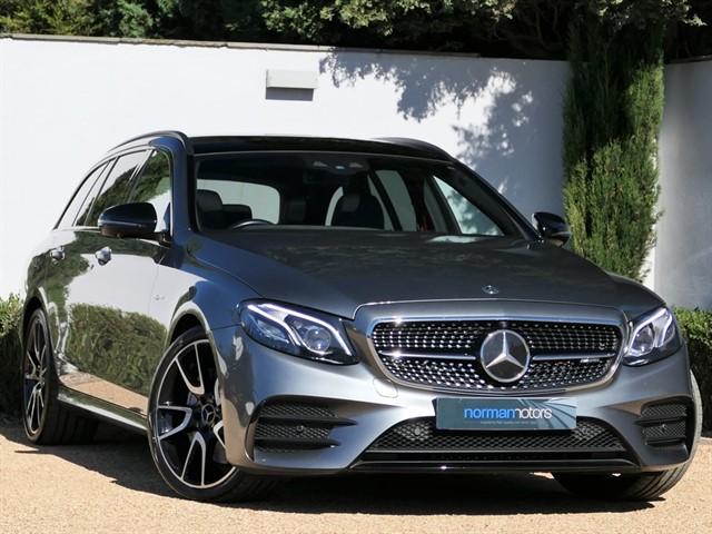 used Mercedes E43 V6 AMG (Premium Plus)