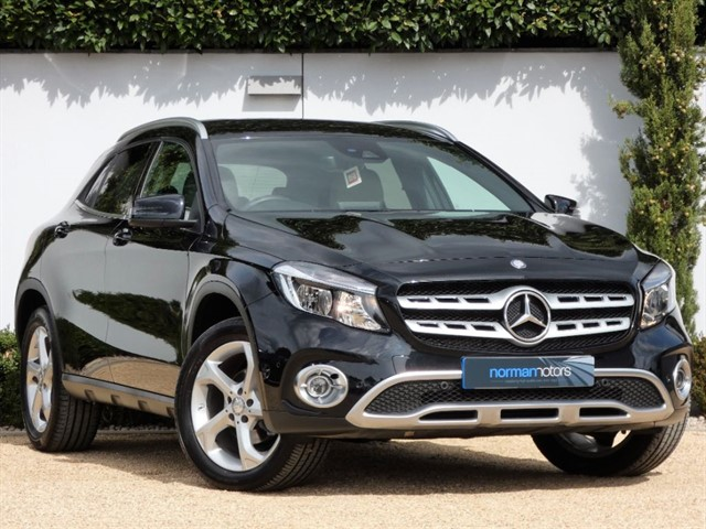 used Mercedes GL A-CLASS GLA 200 D SPORT EXECUTIVE