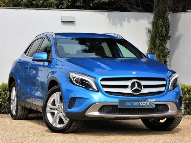 used Mercedes GLA220 CDI 4MATIC SPORT PREMIUM