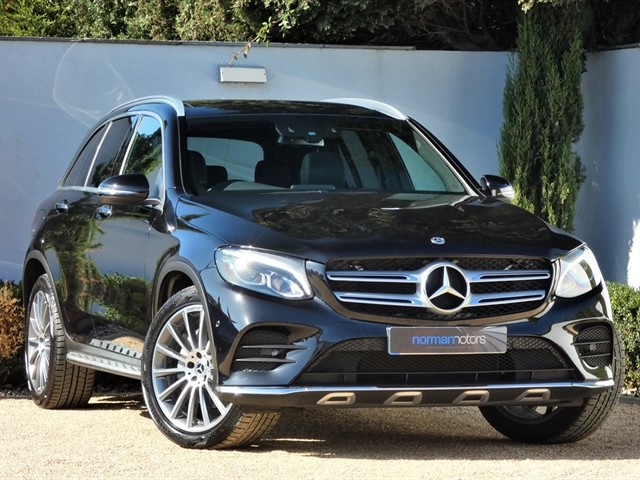 used Mercedes GLC220 D 4MATIC AMG LINE PREMIUM