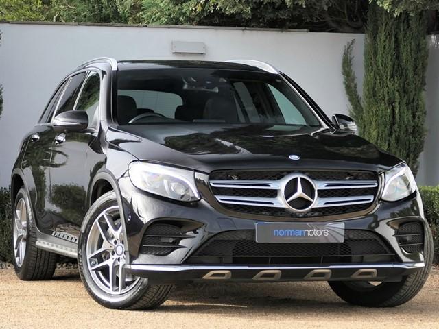 used Mercedes GLC220 D 4MATIC AMG LINE PREMIUM
