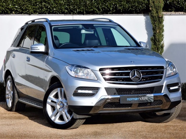 used Mercedes ML350 BLUETEC SPECIAL EDITION