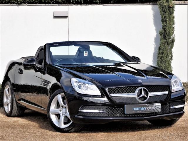used Mercedes SLK SLK250 CDI BLUEEFFICIENCY