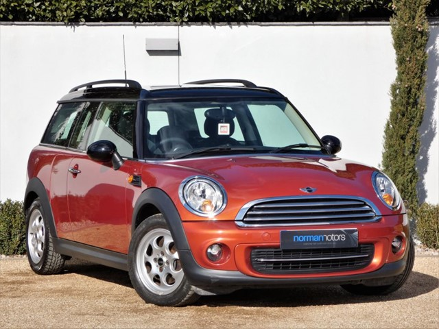 used MINI Clubman COOPER