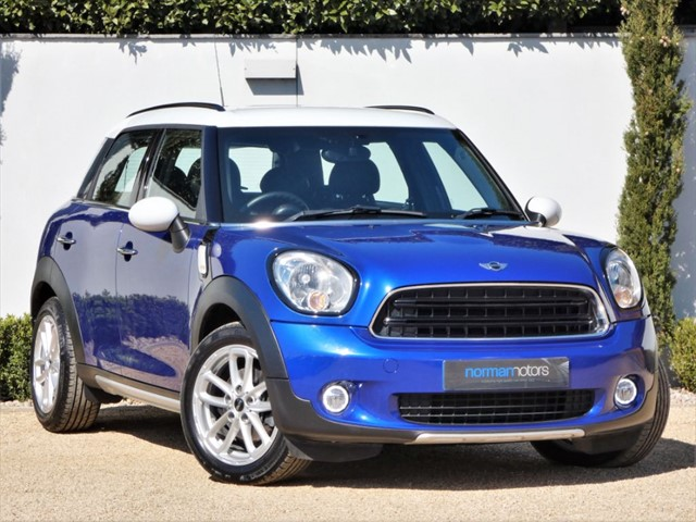 used MINI Countryman COOPER ALL4