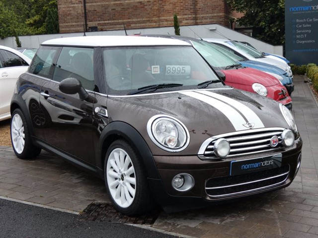 used MINI Hatch COOPER D MAYFAIR