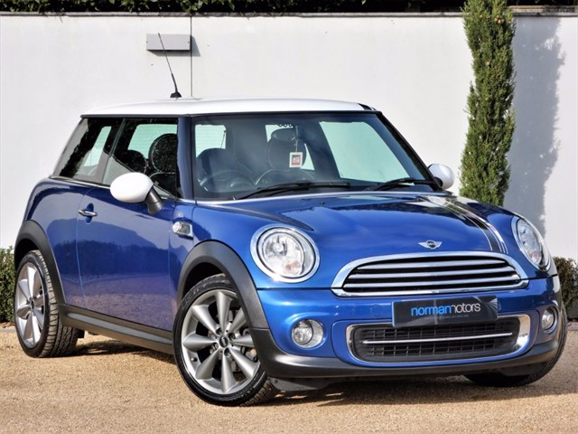 used MINI Hatch COOPER LONDON 2012 EDITION