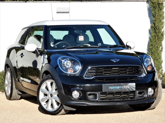 used MINI Paceman COOPER SD ALL4