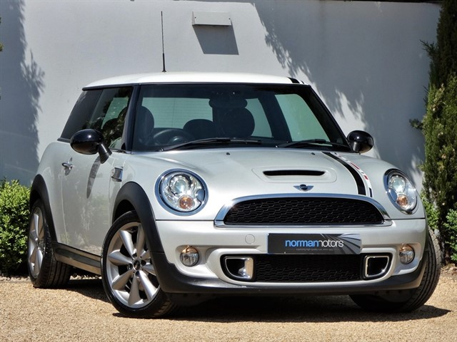 used MINI Cooper S COOPER S LONDON 2012 EDITION