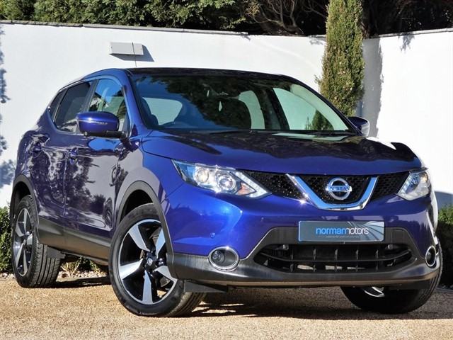 used Nissan Qashqai N-CONNECTA DIG-T
