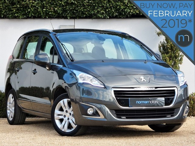 used Peugeot 5008 BLUE HDI S/S ACTIVE