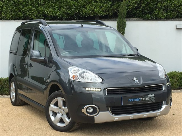 used Peugeot Partner HDI TEPEE OUTDOOR