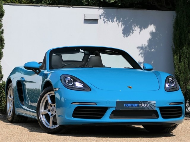 used Porsche 718 Boxster 2.0T PDK (s/s)