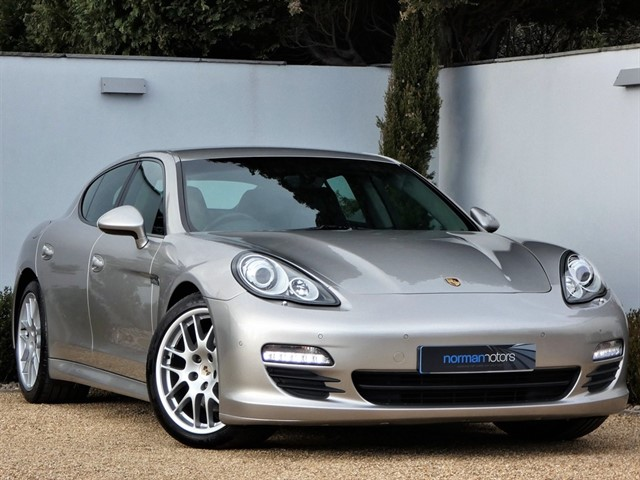 used Porsche Panamera V6 PDK