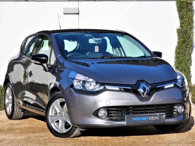 used Renault Clio DYNAMIQUE NAV DCI