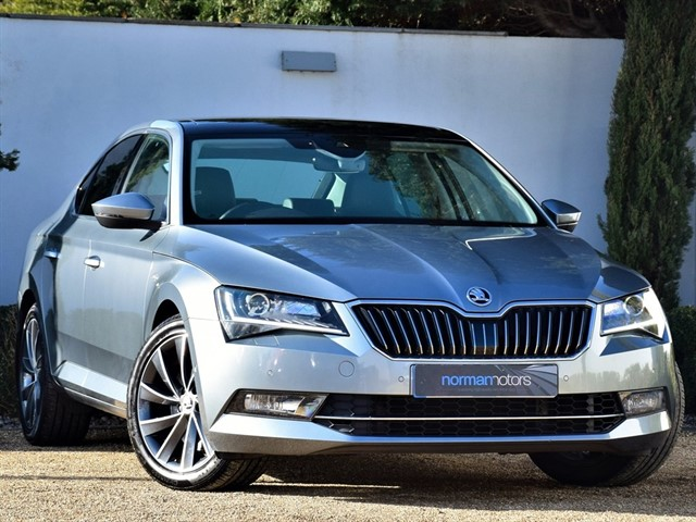 used Skoda Superb LAURIN AND KLEMENT TSI DSG