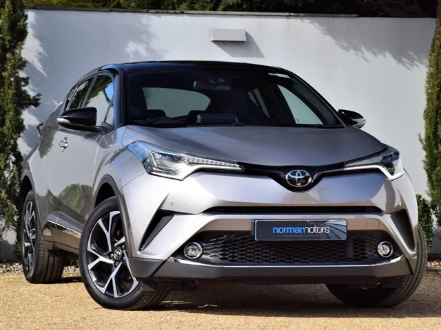 used Toyota C-HR DYNAMIC