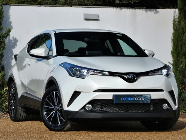used Toyota C-HR EXCEL AWD