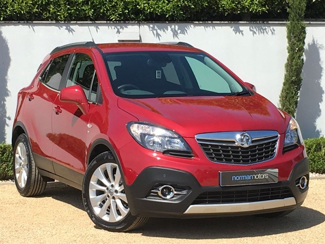 used Vauxhall Mokka SE