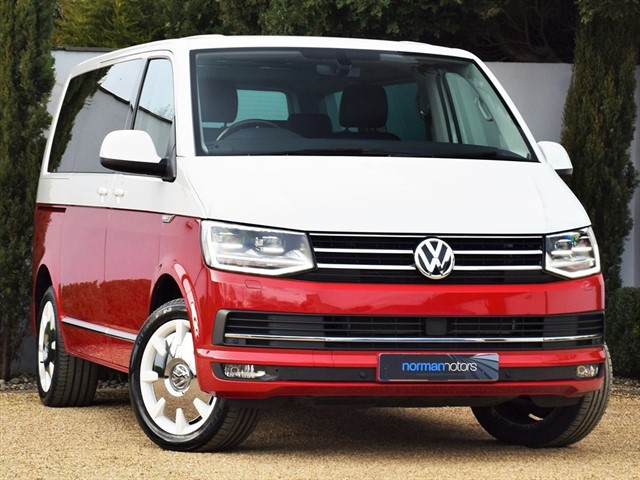used VW Caravelle GENERATION SIX TDI BMT
