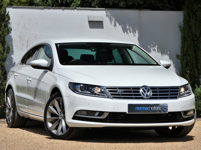 used VW CC GT TDI BLUEMOTION TECHNOLOGY DSG