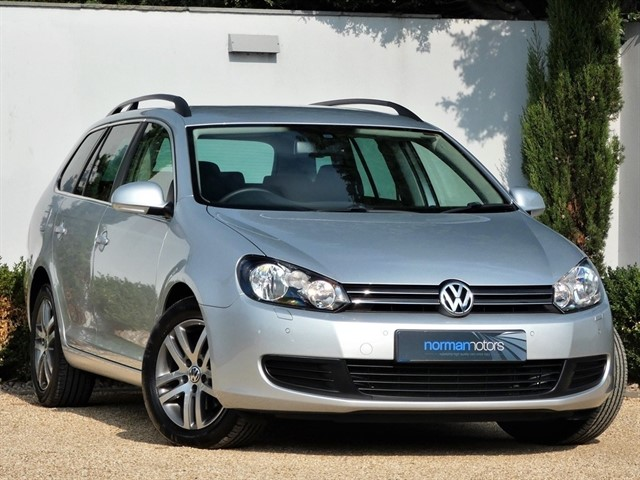 used VW Golf SE TDI DSG