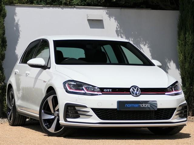 used VW Golf 2.0 TSI GTI DSG
