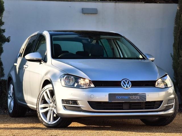 used VW Golf GT EDITION TDI BLUEMOTION TECHNOLOGY DSG