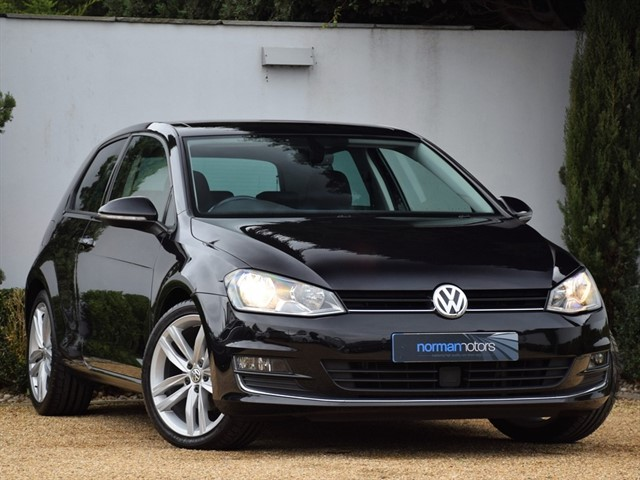 used VW Golf GT EDITION TSI ACT BMT