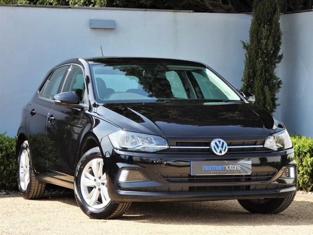 used VW Polo SE TSI